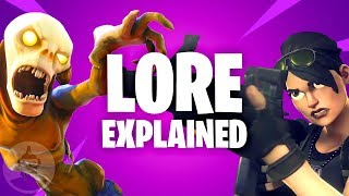 Download Fortnite Lore Explained - How Battle Royale Connects To Save The World | The Leaderboard Video