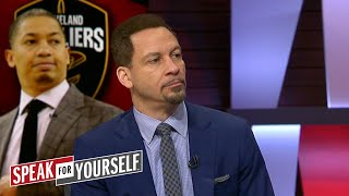 Download Chris Broussard on Ty Lue's return to the Cavs, Paul George's future in OKC | SPEAK FOR YOURSELF Video