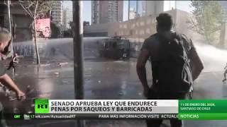 Download Oposición chilena denuncia a Piñera por delitos de lesa humanidad Video