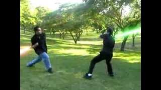 Download Lightsaber Battle Video