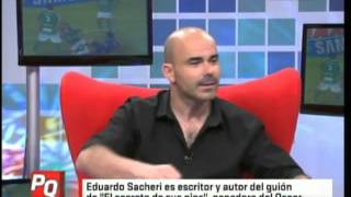 Download Eduardo Sacheri en Pura Quimica (07-11-2012) Video