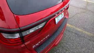 Download 2017 Dodge Durango GT Chrysler What's New Video