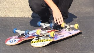 Download WALMART SKATEBOARD VS REGULAR BOARD | VS EP 3 Video