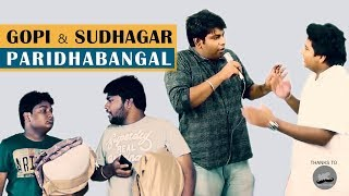 Download Paridhabangal Comedy collection || Best Parithabangal Collection || Gopi and Sudhakar Video