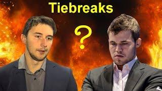Download 2016 World Chess Championship | Tiebreaks | Magnus Carlsen vs Sergey Karjakin Video