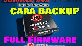 Download Cara Backup Full Firmware MTK - Miracle Box Video