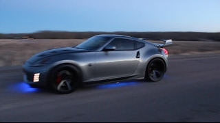 Download CRAZY SUPERCHARGED NISSAN 370Z Video