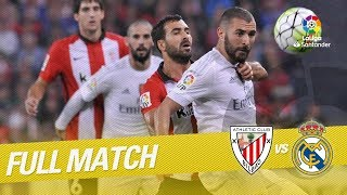 Download Full Match Athletic Club vs Real Madrid LaLiga 2015/2016 Video