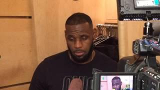 Download LeBron James on facing Dwyane Wade in Chicago Video