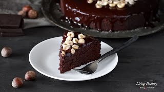 Download Hazelnut and Chocolate Cake (Paleo, Gluten-free, Dairy-free) Video