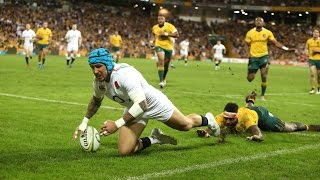 Download 16 Stunning Tries From The June Internationals! Video