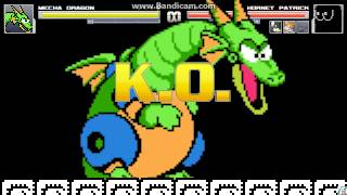 Download MUGEN the very hungry mecha dragon Video