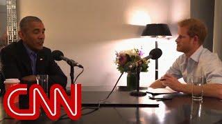 Download Prince Harry interviews Barack Obama Video
