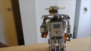 Download 4 Basic Robots - Lego NXT Mindstorms Video