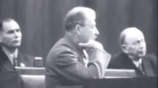 Download ″Последнее явление Сталина - 19 съезд КПСС″ доклад (наследника) Георгия Маленкова, 1952, Москва Video