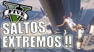 Download GTA V - PARACAIDISMO EXTREMO !! (Grand Theft Auto 5) Video