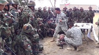 Download To better understand each other, Indian & US armies conduct joint military exercise Video