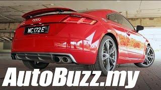 Download 2016 Audi TTS 2.0 TFSI quattro Review - AutoBuzz.my Video