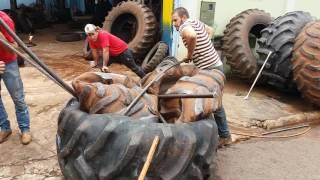 Download Capas para Pneus Agrícolas Video
