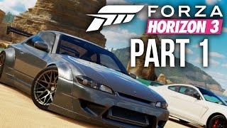 Download Forza Horizon 3 Gameplay Walkthrough Part 1 - INTRO (Full Game) Video