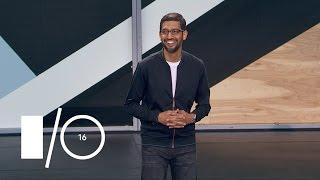 Download Google I/O 2016 - Keynote Video