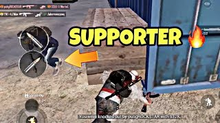 Download My true Supporter did not kill me in the start, ended up being an Awesome Match | PUBG MOBILE Video