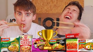 Download INDOMIE VS THE WORLD: Finding The BEST Instant Noodle!!!🍜 Video