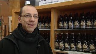 Download La vraie ″bière d'abbaye″ des moines de Saint-Wandrille Video