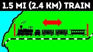 Download The World's Longest Train Goes Through the Sahara Desert Video