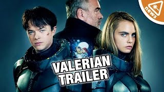 Download 6 Reasons Valerian Could Be the Next Star Wars! (Nerdist News w/ Jessica Chobot) Video