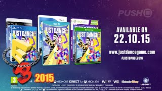 Download Just Dance 2016 (PS4/PS3) E3 2015 Trailer Video