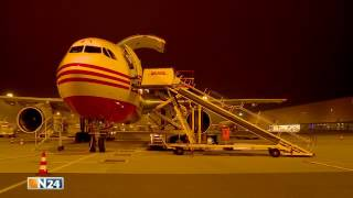 Download N24 - Die Cargoflieger Piloten, Technik und Termine Video