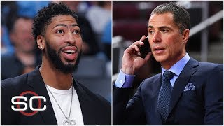 Download Anthony Davis to Lakers is one of the biggest trades in NBA history - Ohm Youngmisuk | SportsCenter Video
