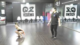 Download Q2 Dance Tutorial: Contemporary Combo Video
