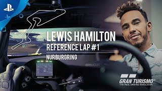 Download Gran Turismo Sport - Lewis Hamilton Reference Laps #1 - Nurburgring | PS4 Video