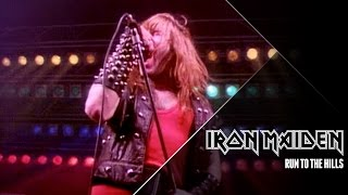 Download Iron Maiden - Run To The Hills Video