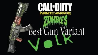 Download Volk Corruption or Goliath for Zombies? COD Infinite Warfare Best Gun Variant Gameplay Review Video