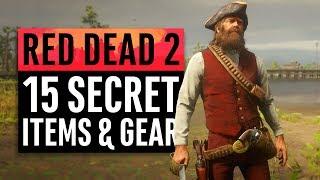 Download Red Dead Redemption 2 | 15 Secret Items and Unique Gear Video