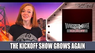 Download Another WrestleMania Match Bumped to the Kickoff Show Video