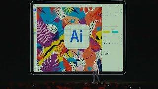 Download Adobe MAX 2019: Illustrator on iPad [Coming Soon] | Adobe Creative Cloud Video