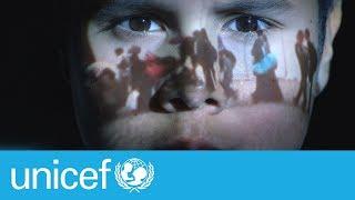 Download The labels we put on refugee & migrant children matter | UNICEF Video