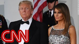 Download Melania Trump masters the moment at state dinner Video