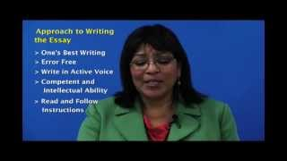 Download Writing the Graduate Statement of Purpose Video