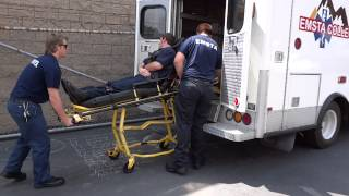 Download EMT Students - Ambulance Transport Skills Practice Video