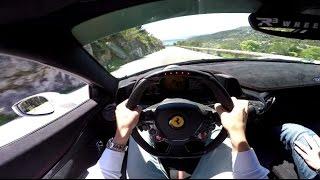 Download POV Drive: Ferrari 458 Speciale with Fi Exhaust! Video