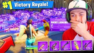 Download WINNING using *ONLY* EPIC guns in Fortnite: Battle Royale! Video