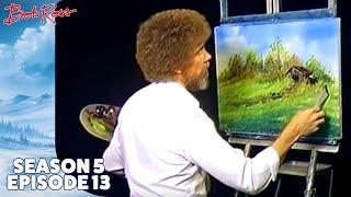 Download Bob Ross - Meadow Stream (Season 5 Episode 13) Video