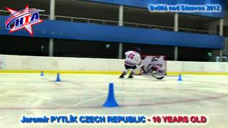 Download JAROMÍR PYTLÍK TALENTED CZECH ICE HOCKEY PLAYER - 10 YEARS OLD Video