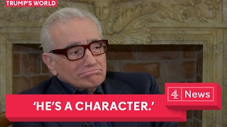 Download Martin Scorsese Interview on Trump and the Pope Video