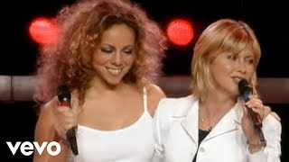 Download Mariah Carey, Olivia Newton-John - Hopelessly Devoted to You (from Around the World) Video